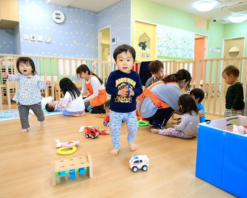 オープニング新規園★保育士【サンライズキッズ保育園伊丹園】