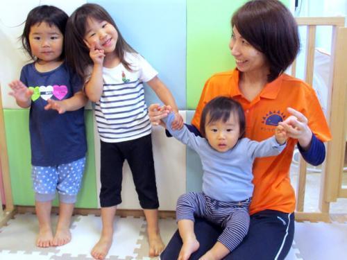 湖南石部園 木屋尾園長「子どもたちが少しずつ自分でできるようになる姿は感動を与えてくれます。一緒に子供の成長を楽しみましょう」